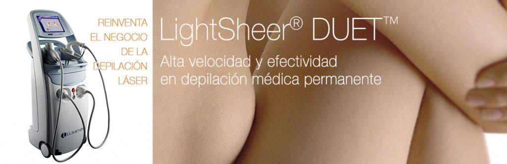 Láser diodo Lightsheer, la revolución en la depilación láser